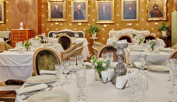 Самые дорогие рестораны Петербурга