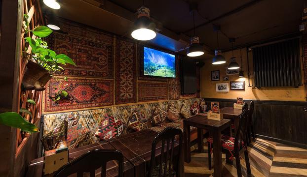 Самые популярные рестораны за 20 — 26 сентября