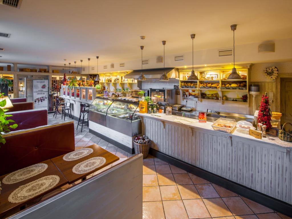 Кафетерий-кулинария