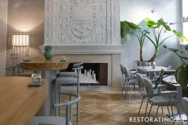 Arka bar, food & space