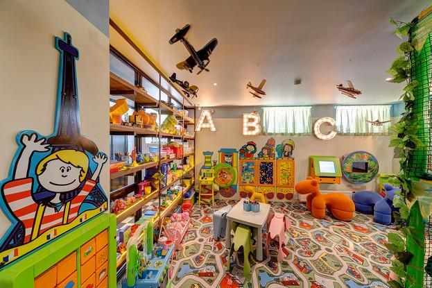 Детская комната ресторана «ЛюбимRest»