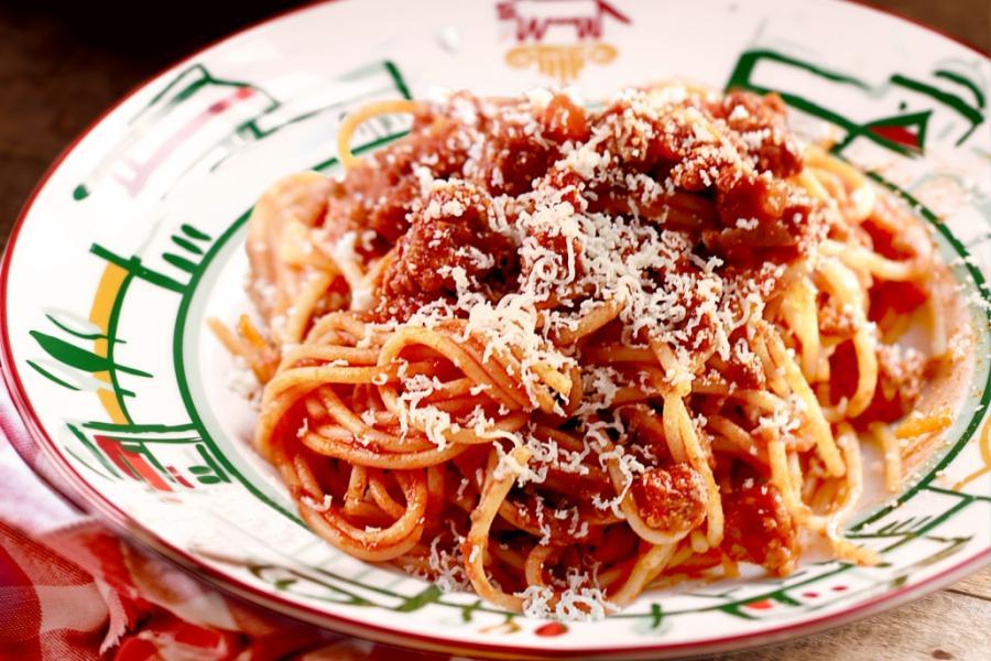 Спагетти Болонезе(295 руб.)