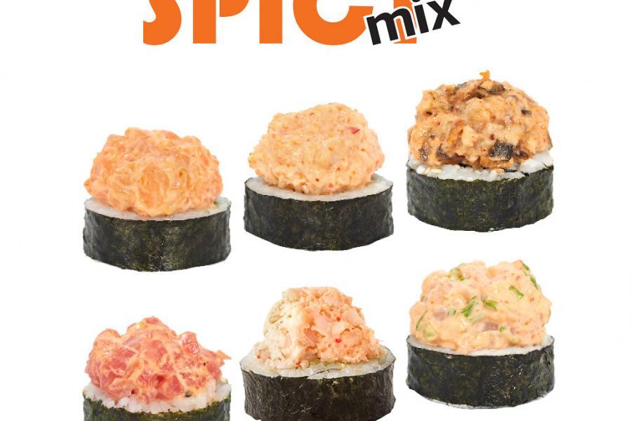 Spicy Mix(690 руб.)