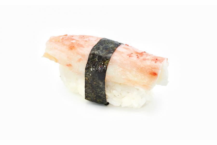 Суши с крабом(200 руб.)