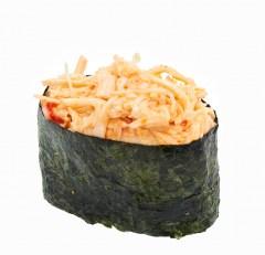 Острые суши с крабом(190 руб.)