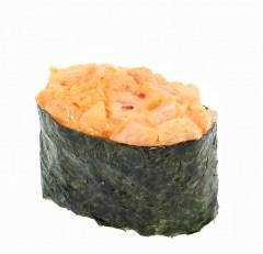 Острые суши с красным окунем(190 руб.)