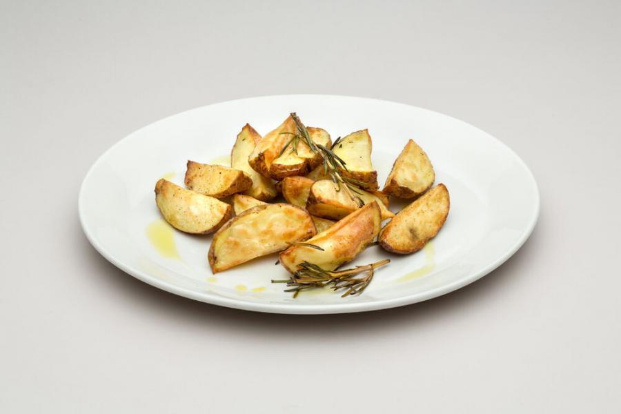 картофель с розмарином(180 руб.)