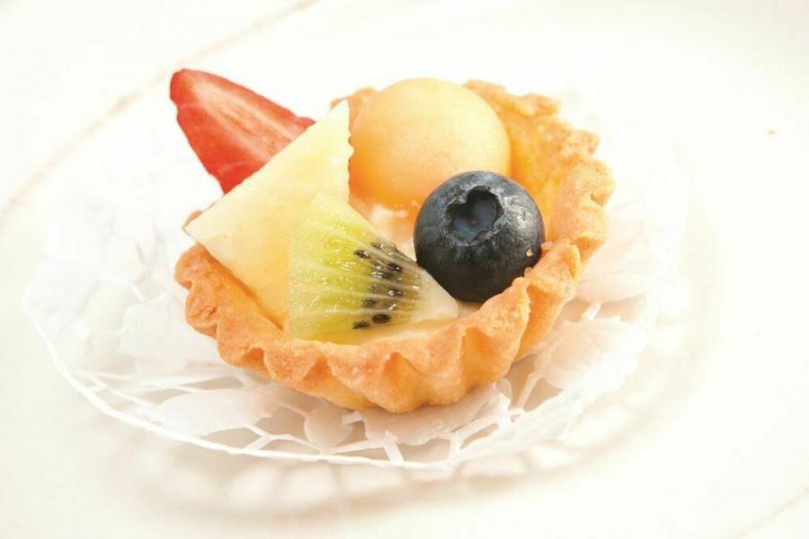 тарталетка фруктовая(110 руб.)