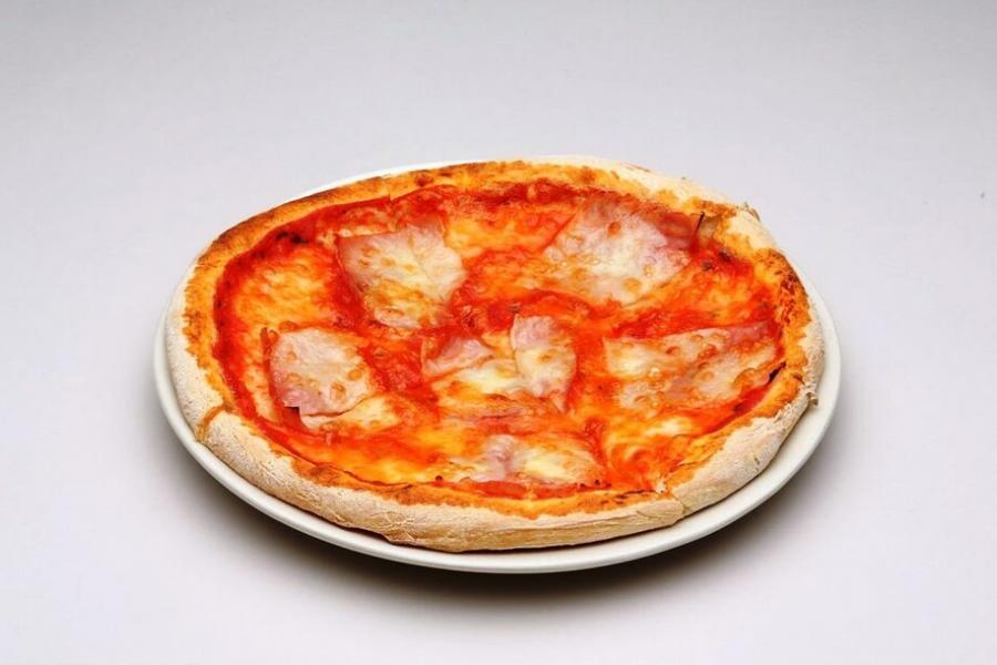 детская пицца прошутто(320 руб.)