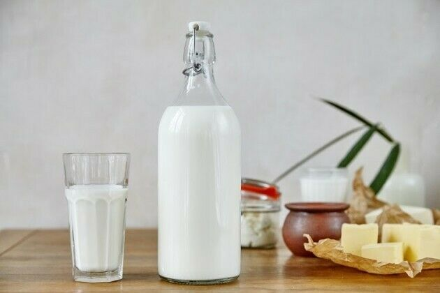 молоко к каше(99 руб.)