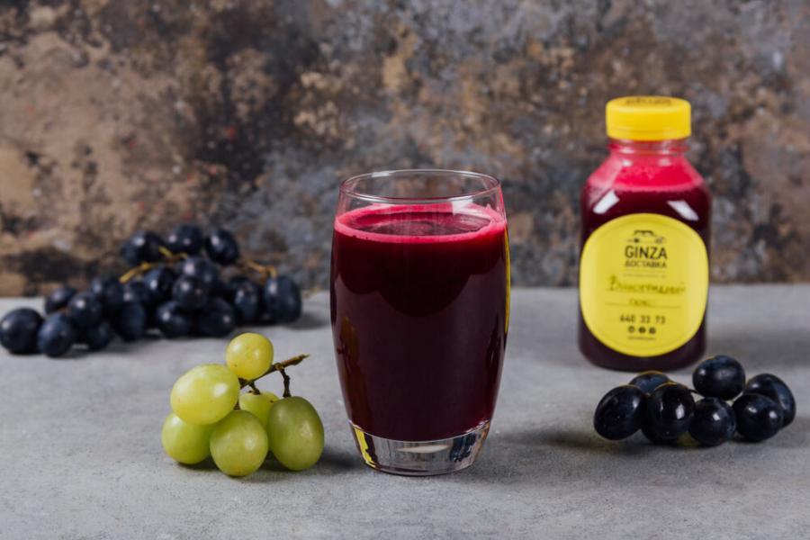 виноградный фреш (690 руб.)
