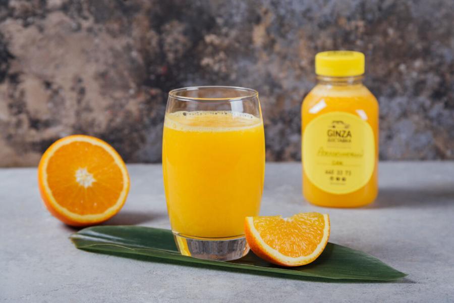 апельсиновый фреш (290 руб.)