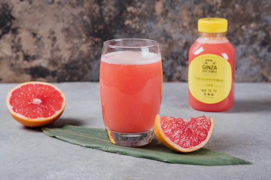 грейпфрутовый фреш (290 руб.)