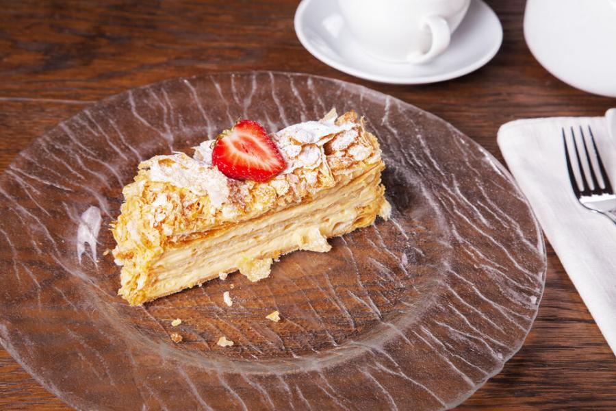 торт «наполеон»(390 руб.)