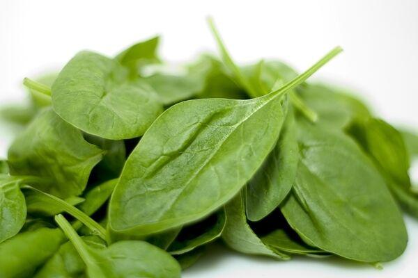шпинат(100 руб.)