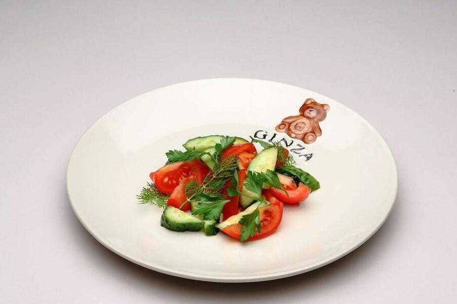 детский овощной салат(170 руб.)