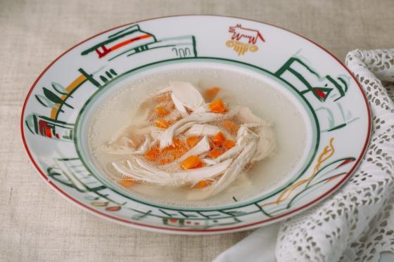 Куриный суп(185 руб.)