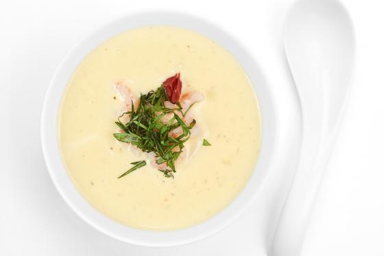 Суп Том-Кха(490 руб.)