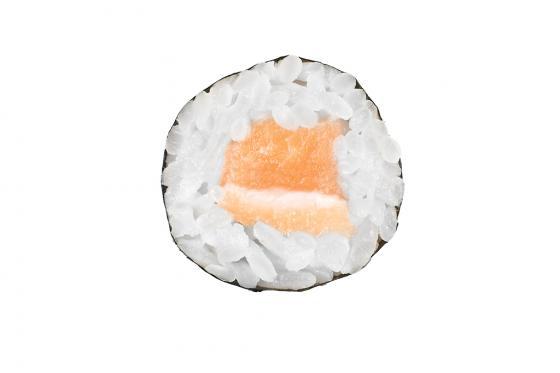 Ролл с лососем(350 руб.)