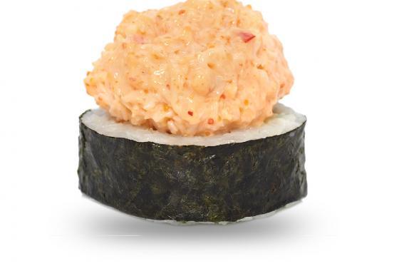 Spicy ролл с острым крабом(690 руб.)