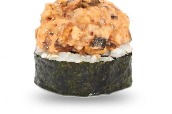 Spicy ролл с острым угрем(690 руб.)