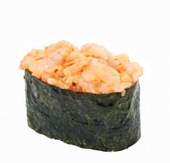 Острые суши с тигровой креветкой(190 руб.)