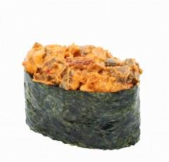 Острые суши с угрем(190 руб.)