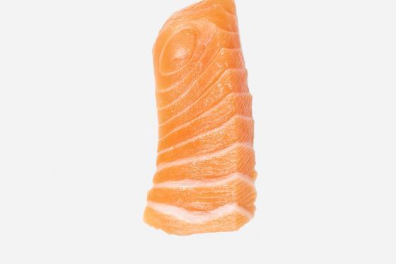 Сашими лосось(600 руб.)