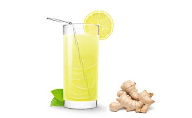 имбирно — цитрусовый лимонад (252 руб.)