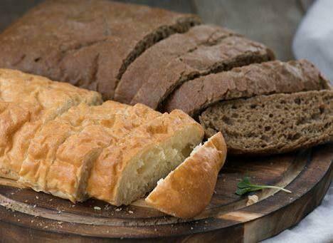 домашний хлеб(150 руб.)