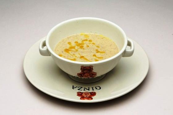 детский грибной крем-суп(210 руб.)