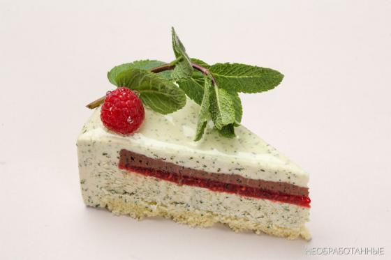 """торт """"мята малина""""(190 руб.)"""