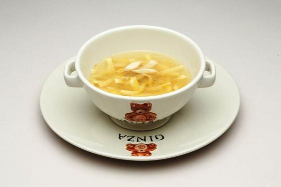 детский куриный суп(210 руб.)