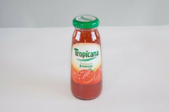 томатный сок (250 руб.)