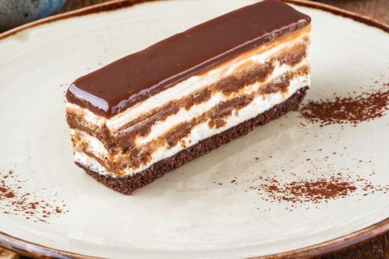 фундучный торт(440 руб.)