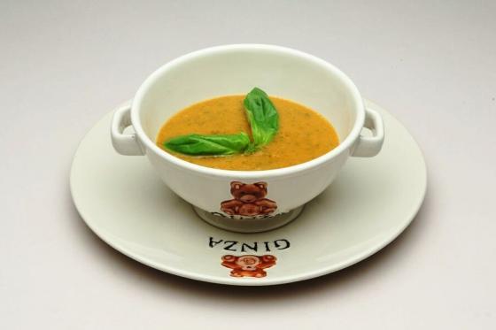детский суп-пюре минестроне(210 руб.)