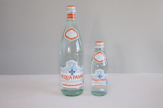 acqua panna 750мл(530 руб.)