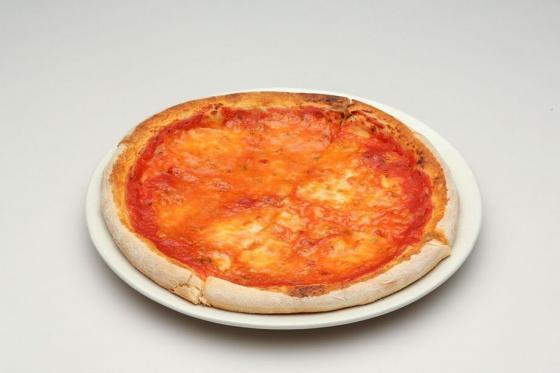 детская пицца маргарита(250 руб.)