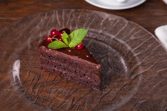 австрийский торт «захер»(360 руб.)